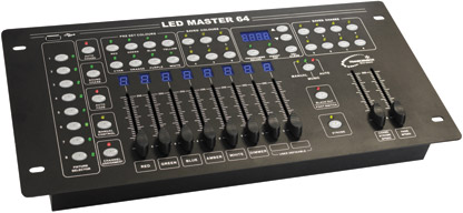 Transcension LED Master 64 Competition Prize